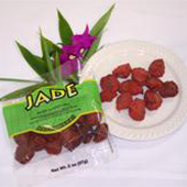 Jade Sweet Red Li Hing Mui